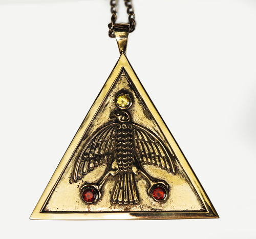 Jewel heritage cyrus the great pendant medi yummblog as the last piece from their jewels of the nile collection take a look at the cyrus the great pendant by jewel heritage available here flipside below aloadofball Image collections